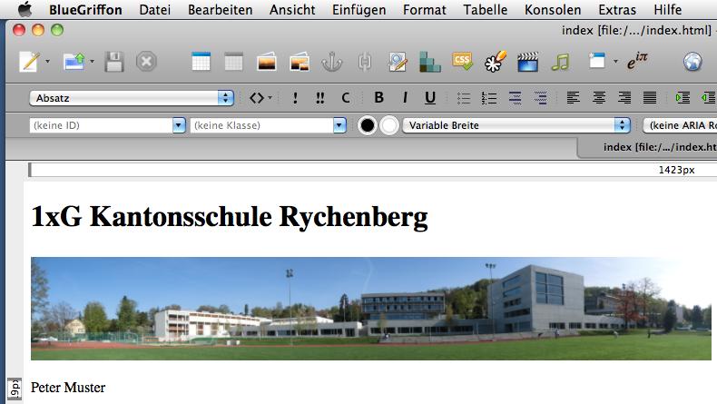 Homepage erstellen: Kurz-Lehrgang Teil 1 von F.K©LB